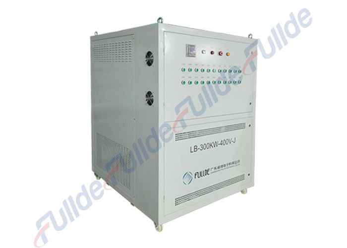 IPC / Software Control Electrical Load Bank With Load High Temperature Alarm
