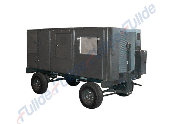 Grey Color 800KW 400V Portable Resistor Load Bank With Voltage Display
