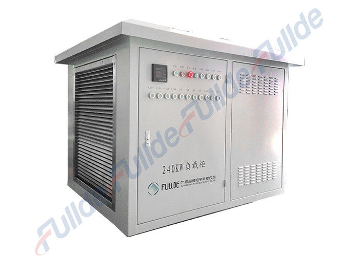 1KW - 10MW Electric Generator Load Bank Testing Test Output Power Of Generator